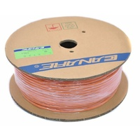 6.0MM O/D BRAIDED SHIELD - 100M ROLL, OR