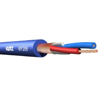 CABLE MIC PRO GRADE SHIELD BLUE  KLOTZ MY206