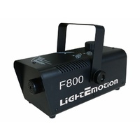 Light Emotion F800 800w Party Fogger
