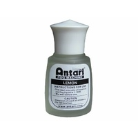 Antari P-6 LEMON Lemon fog scent (1 Bottle per 25L of smoke fluid)