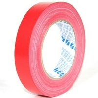 TAPE 1/2inch 12mm RED 25mt Markup / Spike