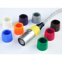 Neutrik Coloured Boot for NE8MC Cable Housing Various Colours BSE-*