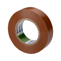 PVC INSULATION TAPE NITTO 203E BROWN 20mtr