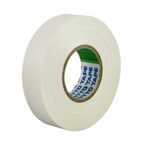 PVC TAPE NITTO 203E 18mm X 20mtr WHITE