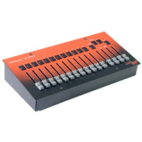12 CHANNEL DMX MANUAL DESK
