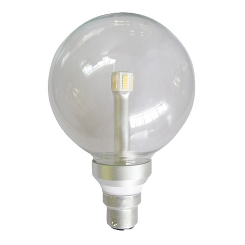 G1254 LED LAMP 6=40W GLS ES NW CLR